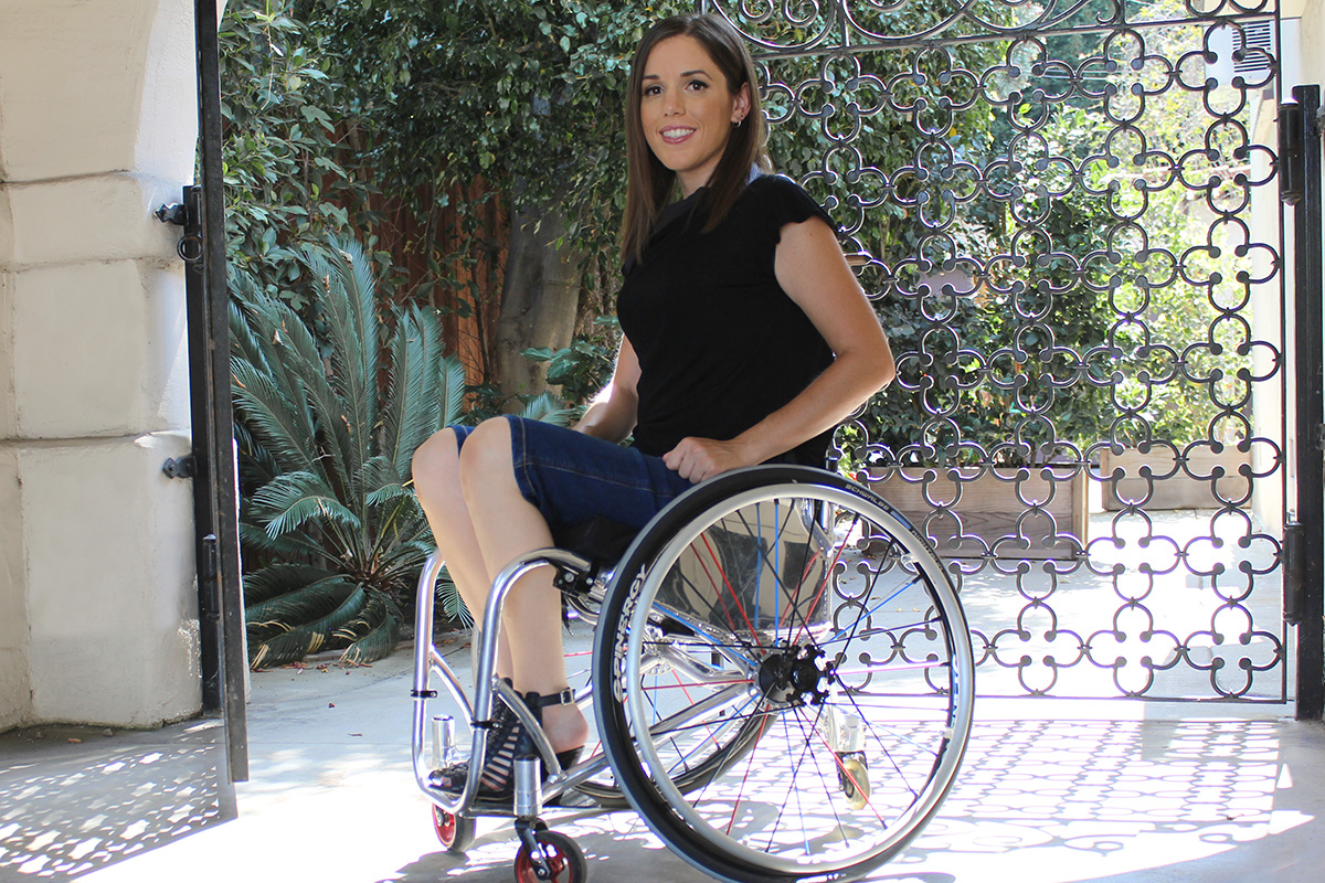 The Welfares of a Flexible Wheelchair for Disable