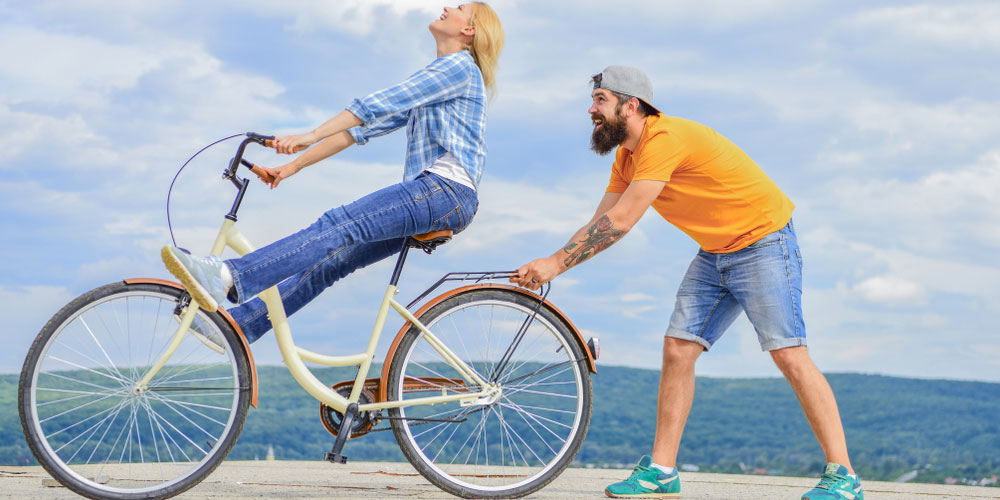 Get Healthy With Cruiser Bikes For You