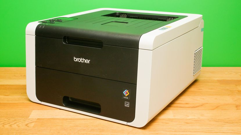 Brother Laser Printer Is Good For Office
