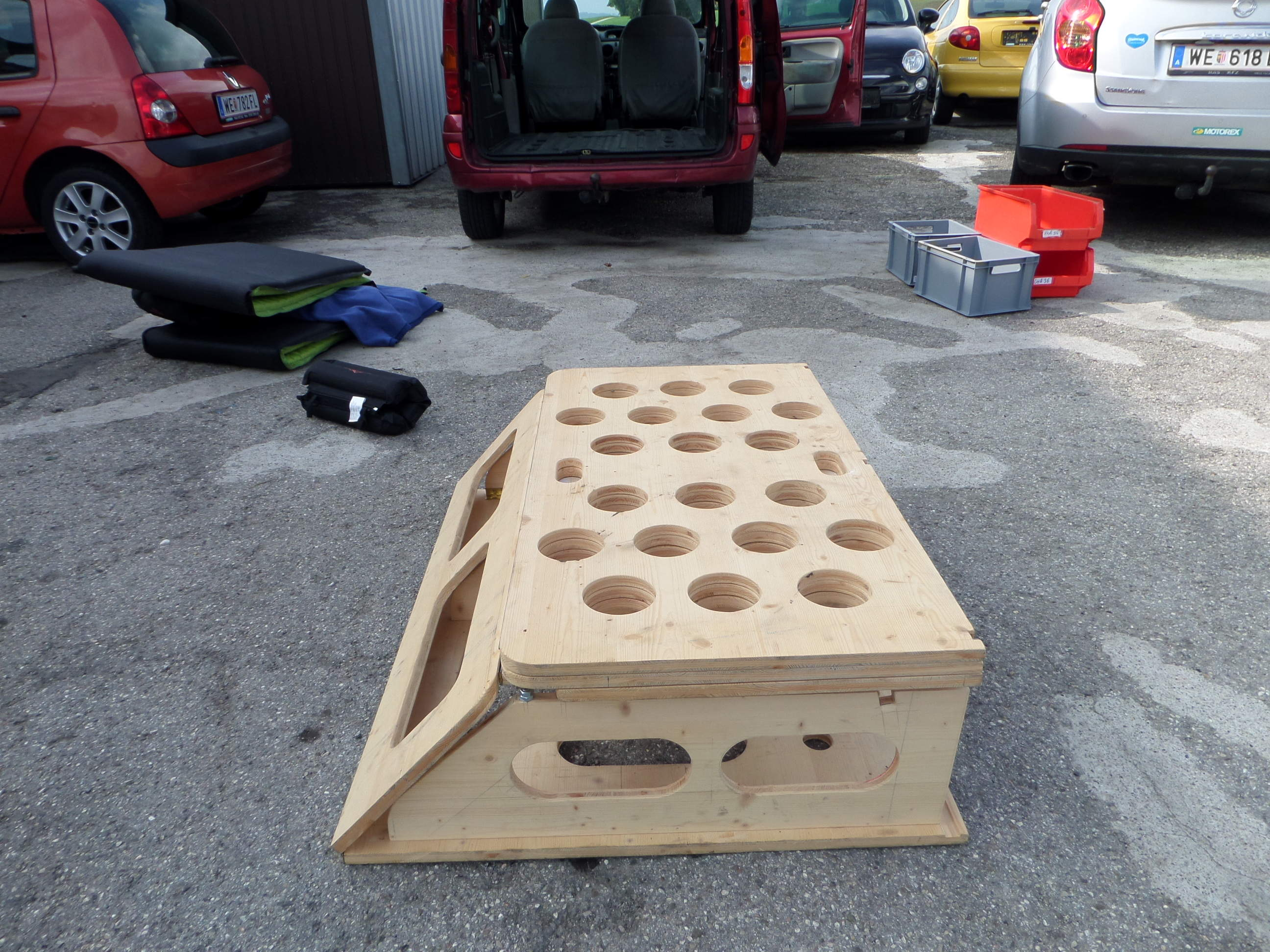 renault kangoo campingbett kangoo renault sportbedarf und. Black Bedroom Furniture Sets. Home Design Ideas