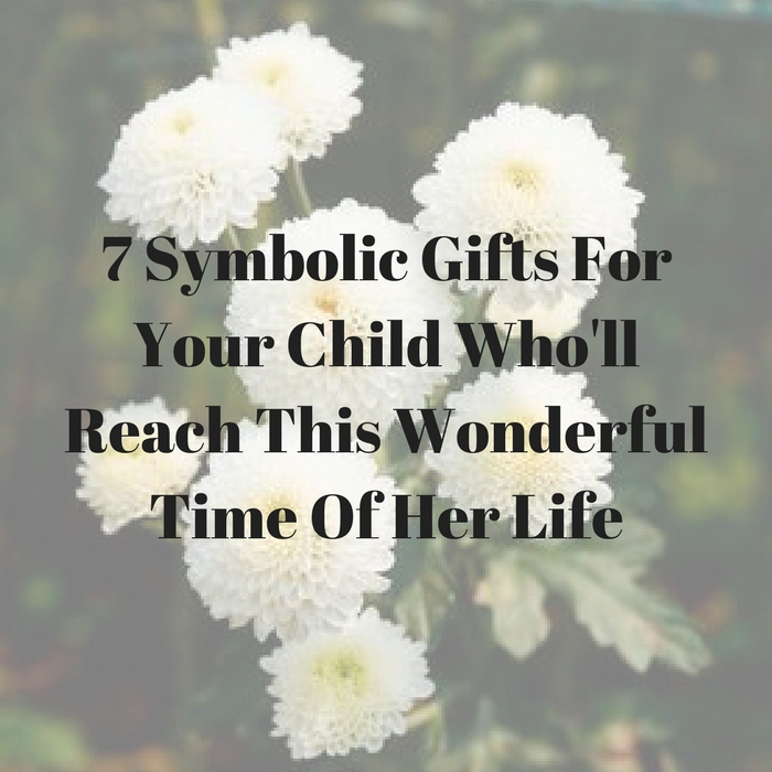 7 Symbolic Gifts For Your Childs 7th Birthday