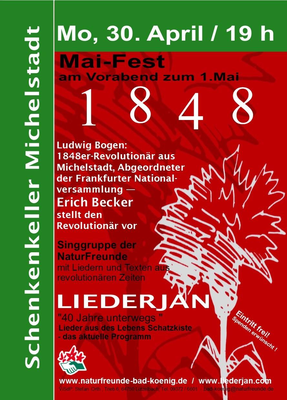 Mai - Fest Konzert  - A5jpg