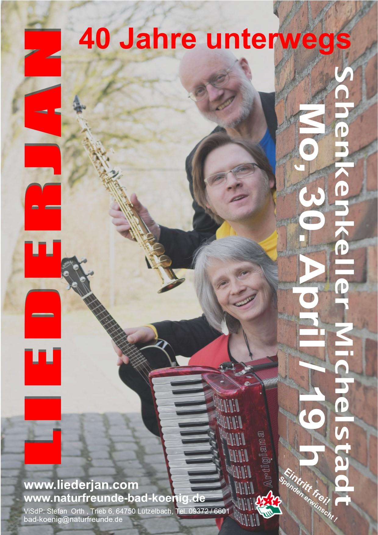 Mai - Fest Konzert  - Liederjanjpg