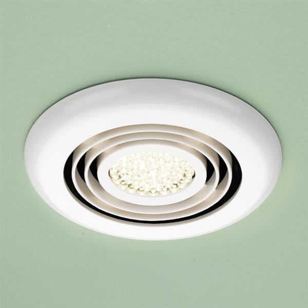 Bathroom fan light two in one aloadofball Gallery