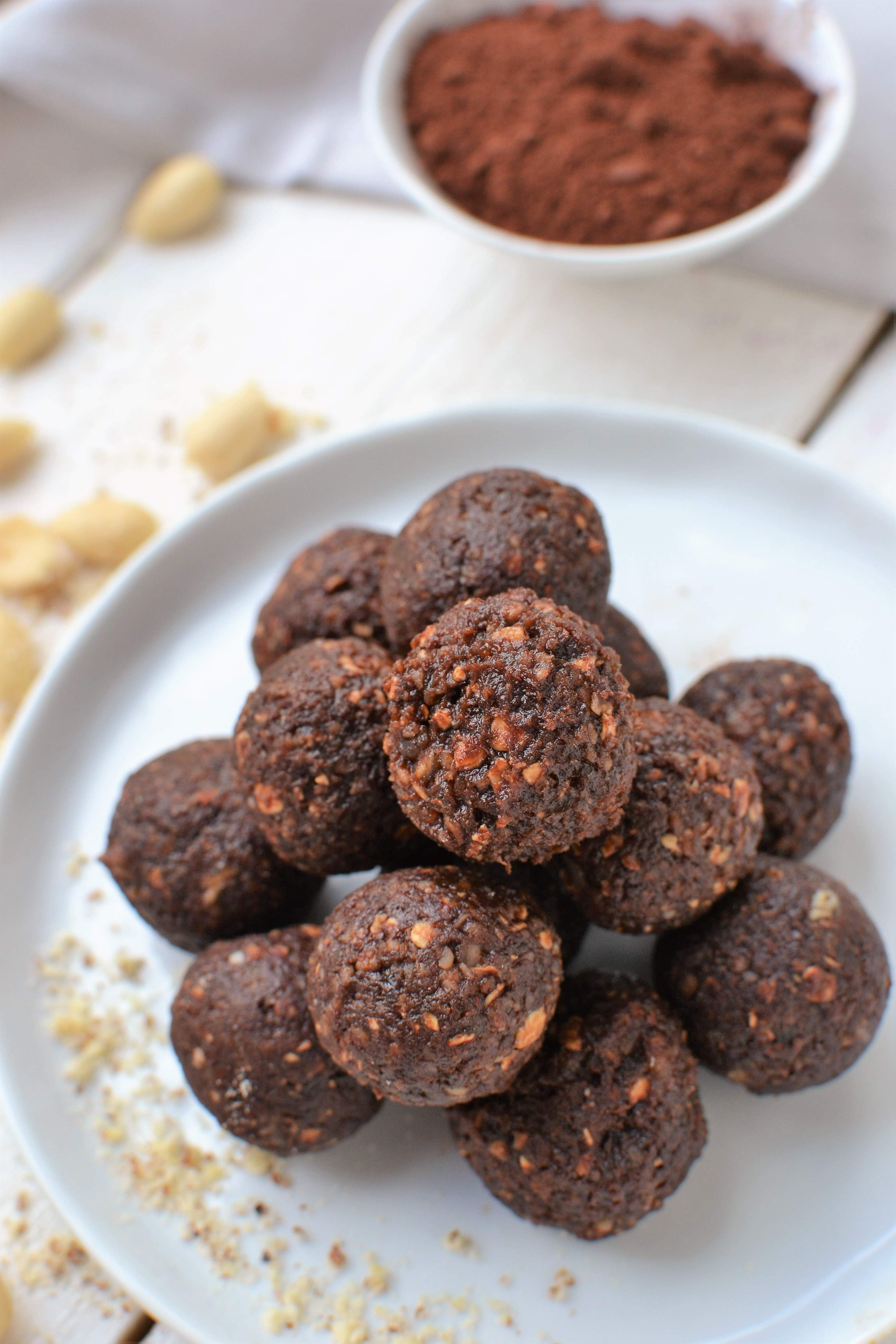 Schoko Brownie Bliss Balls
