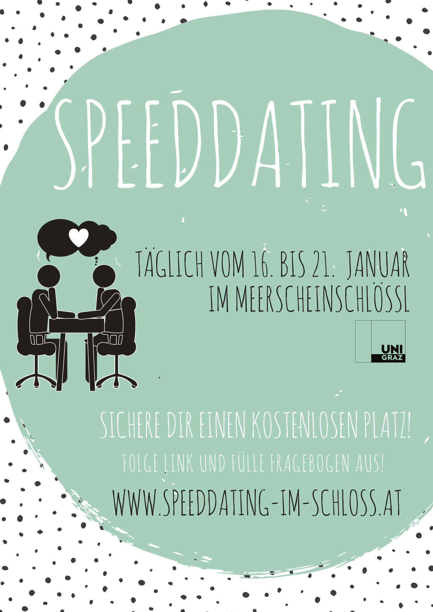 Uni graz speed dating