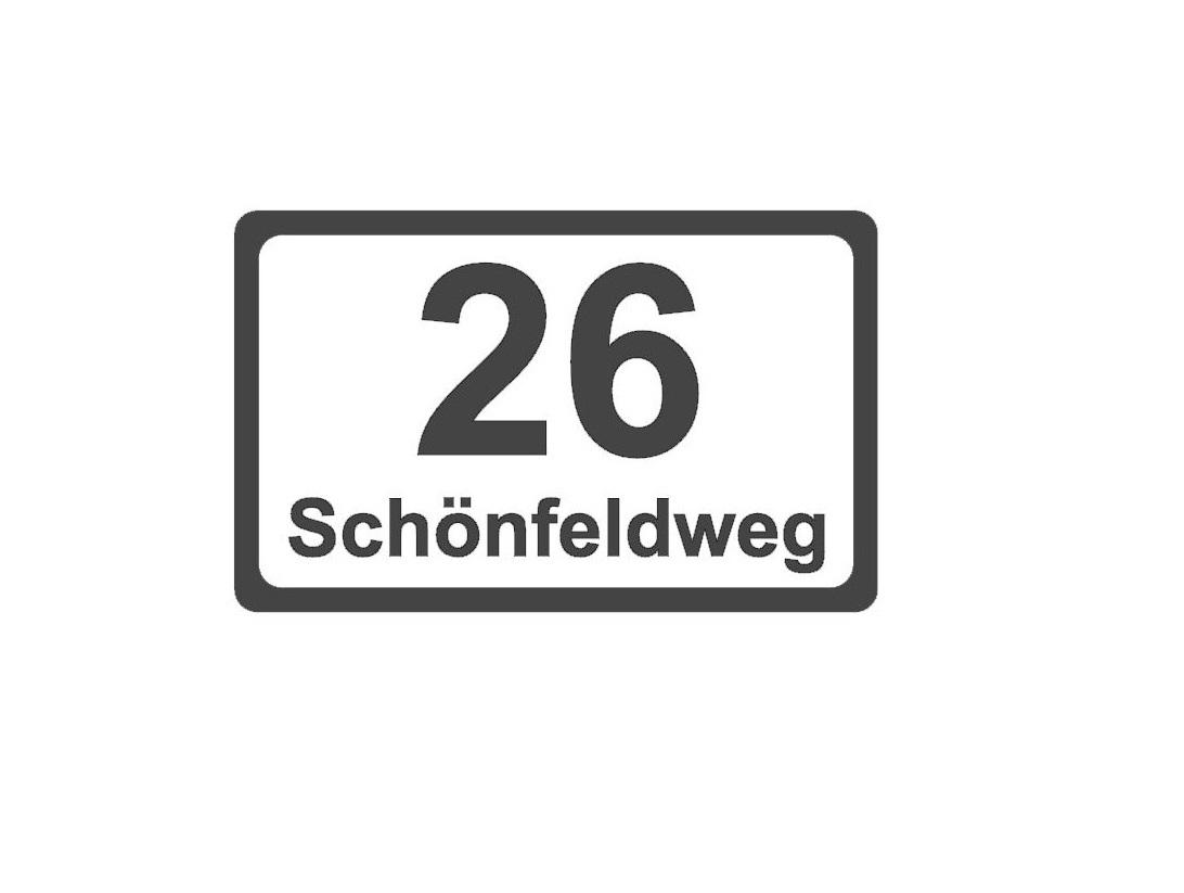 Hausnummern Aufkleber 15cm 20cm Oder 25cm Adresse Mülltonnen Haustüre Briefkasten 47
