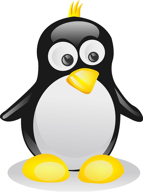 jeder sollte einen pinguin