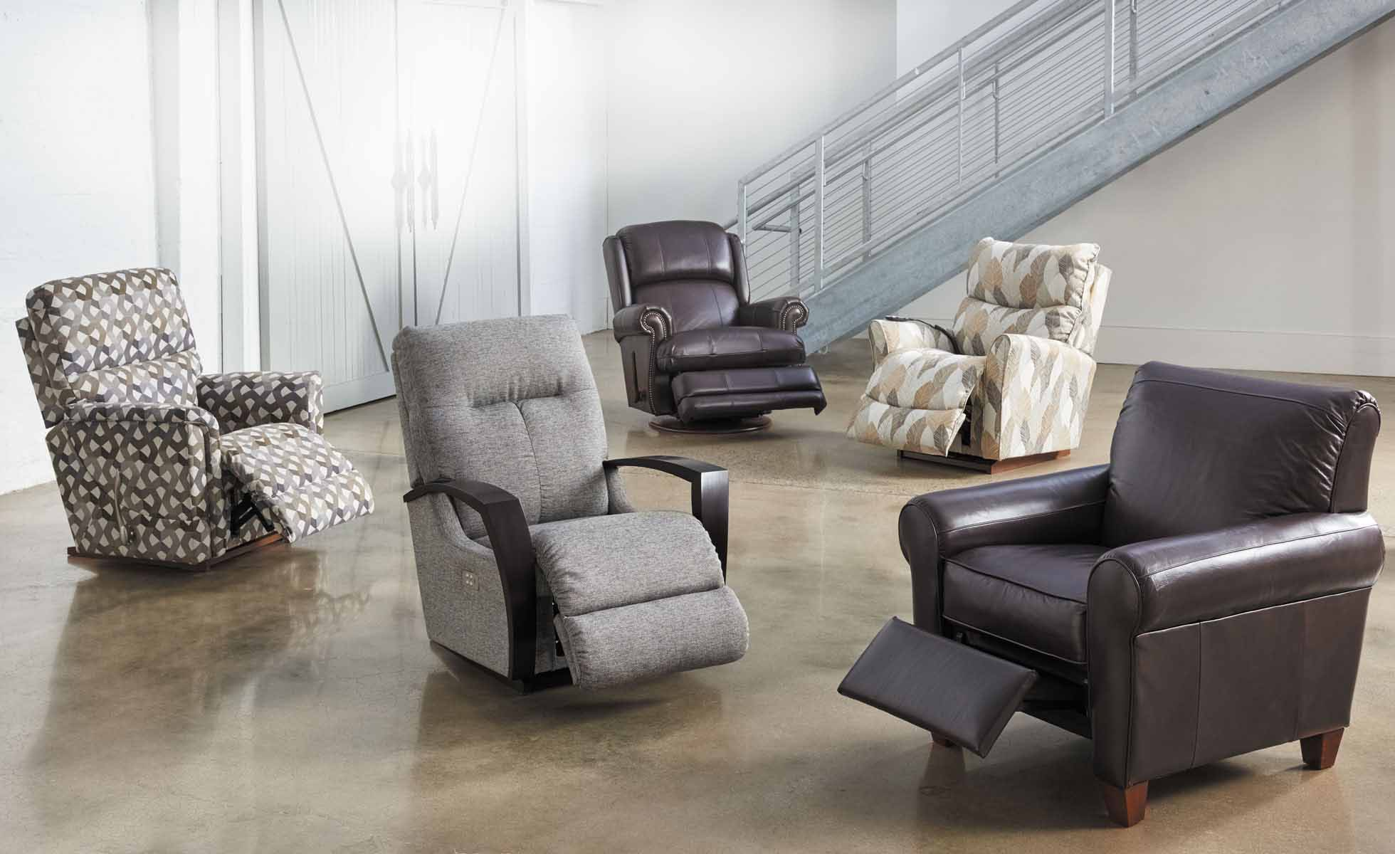 Lounge Chairs - There Is A Huge Choice
