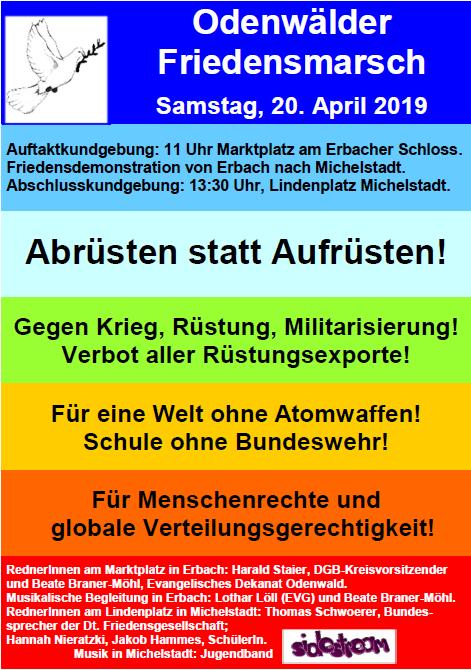 Ostermarsch 2019PNG
