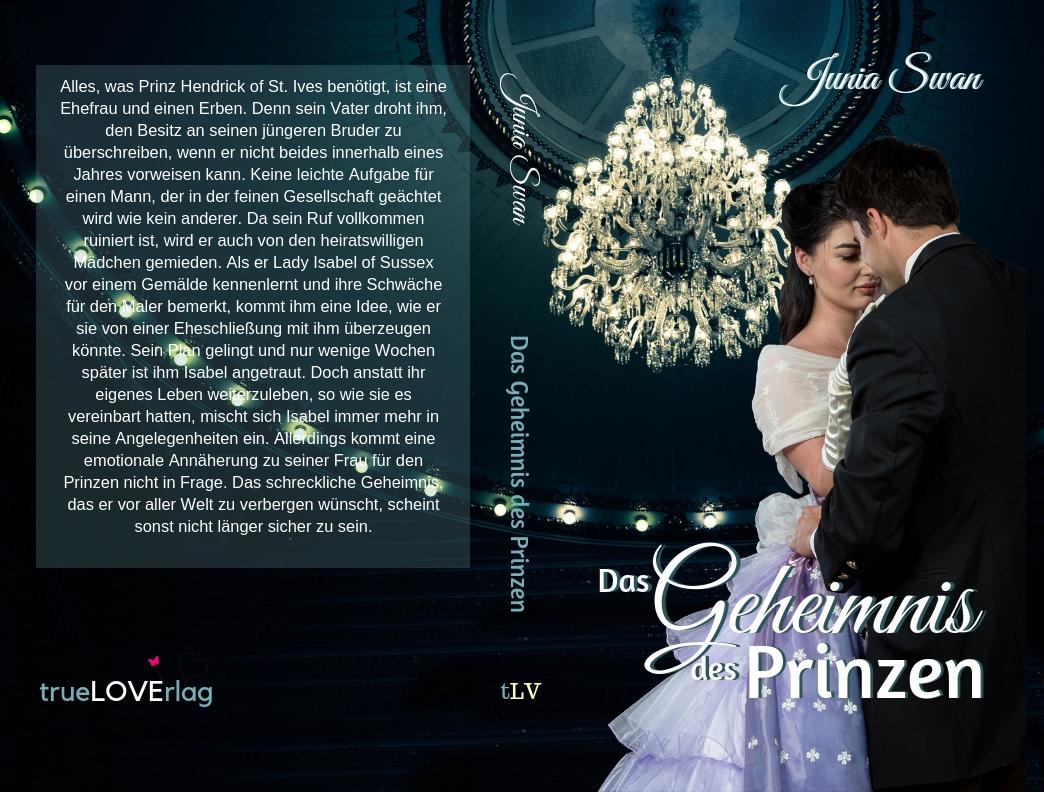 Cover Geheimnis Prinz1jpg
