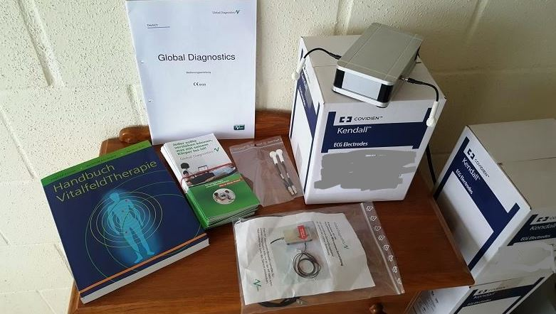 Vitatec Global Diagnostics II Bj. 2010 Vers. 8.0