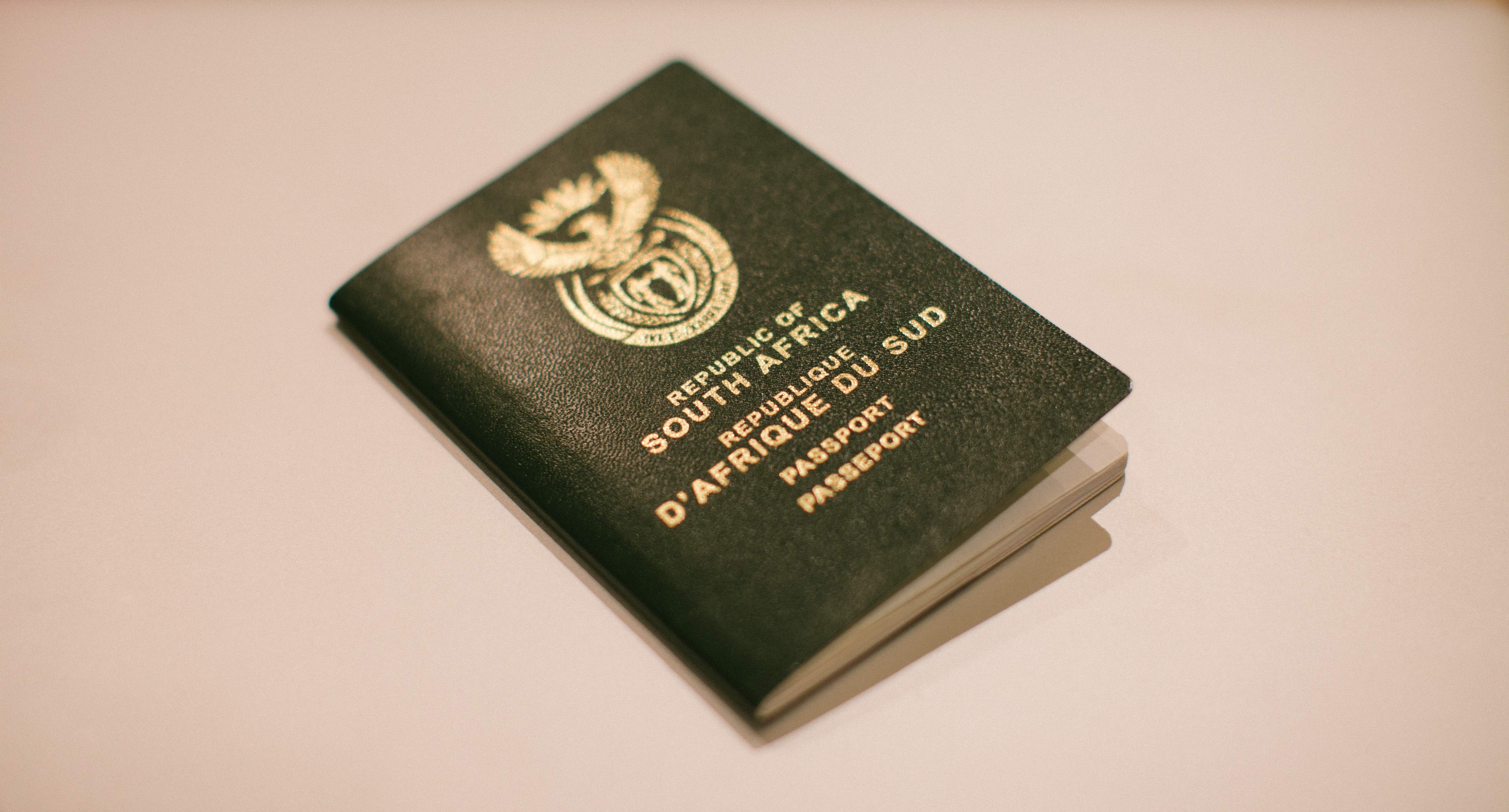 SECOND PASSPORT AND RESIDENCE INVESTMENT PROGRAMS FOR WEALTHY SOUTH AFRICANS