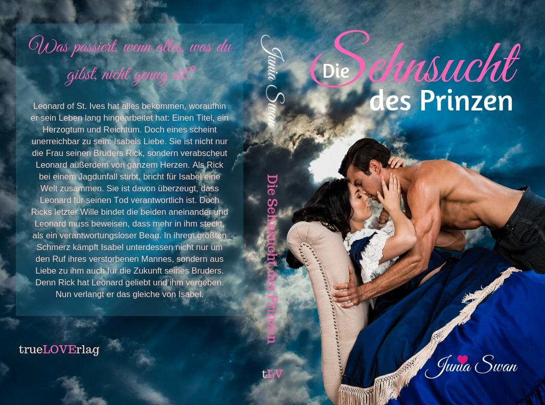 Buchcover Sehnsucht Prinzjpg
