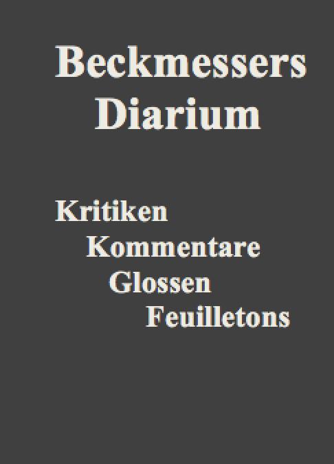 Beckmessers Diariumjpg