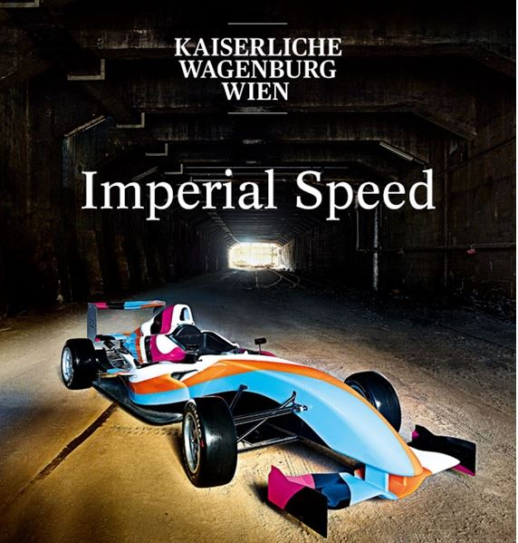 Imperial Speed - Plakat