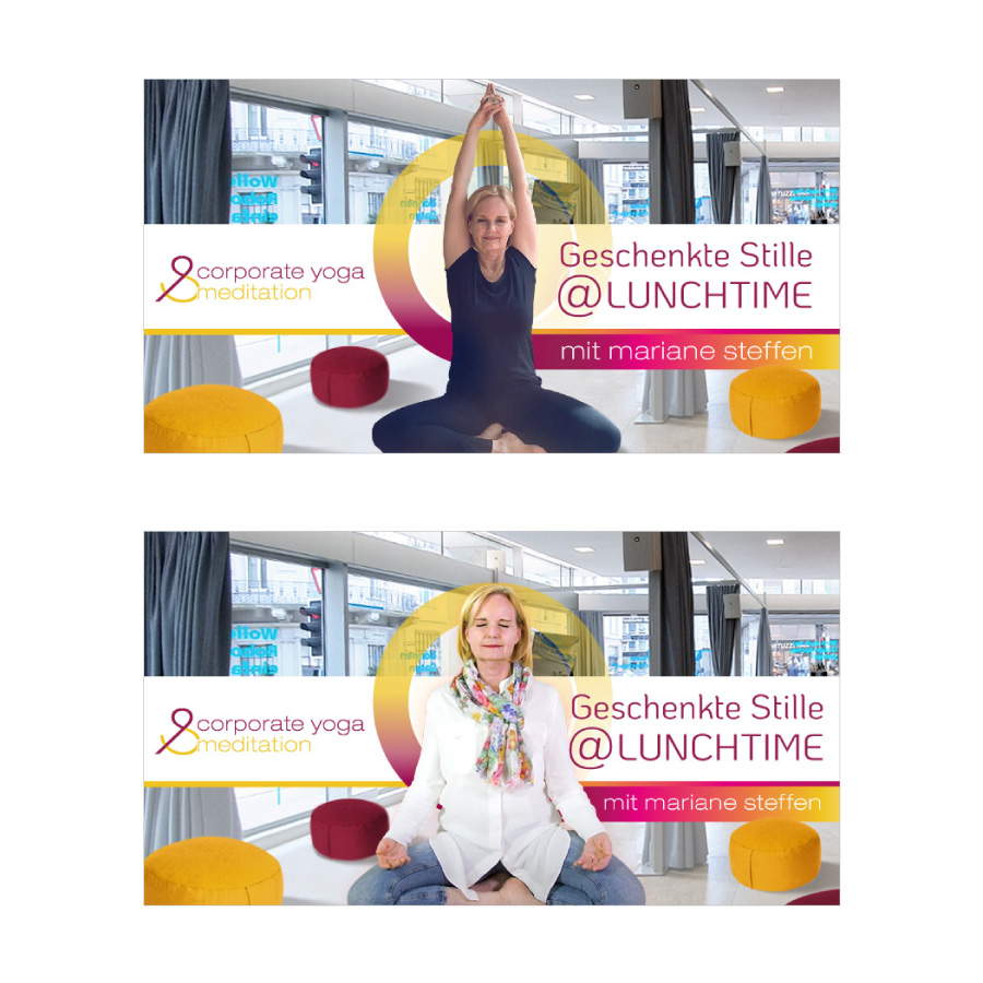 corporate yoga · Mariane Steffen | www.corporate-yoga.ch