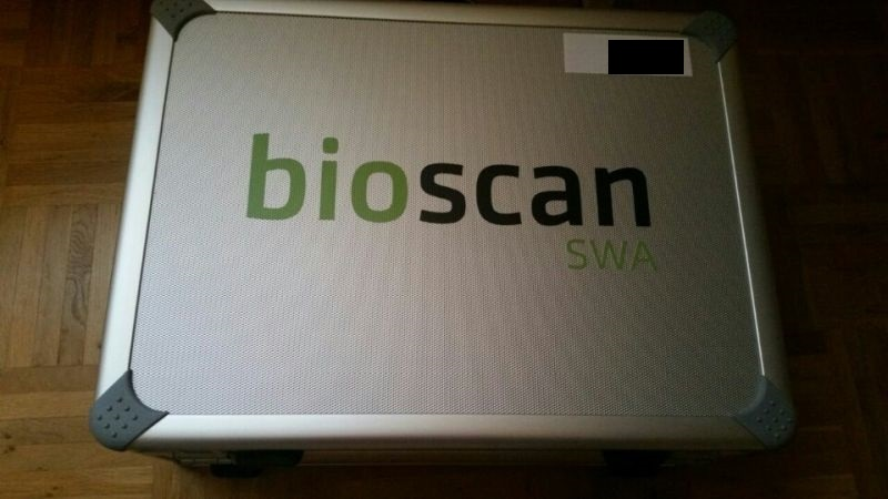 Bioscan SWA Bj. 2016 m. Laptop