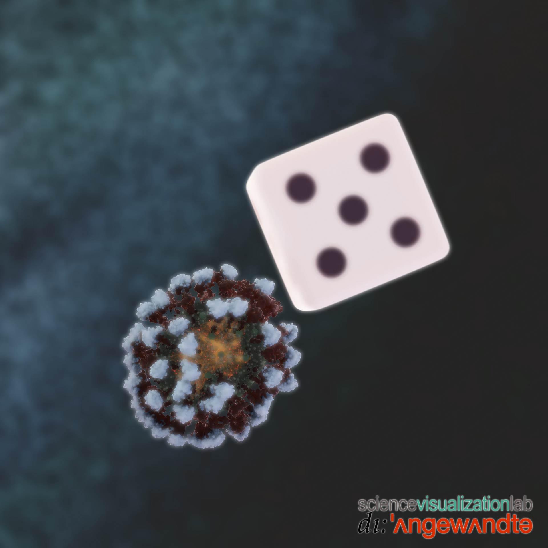 Virus dice teaser still