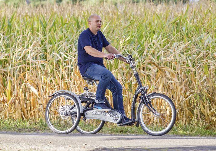 Dreirad oder Fahrrad sicher und stabil sein Dreirad Zentrum