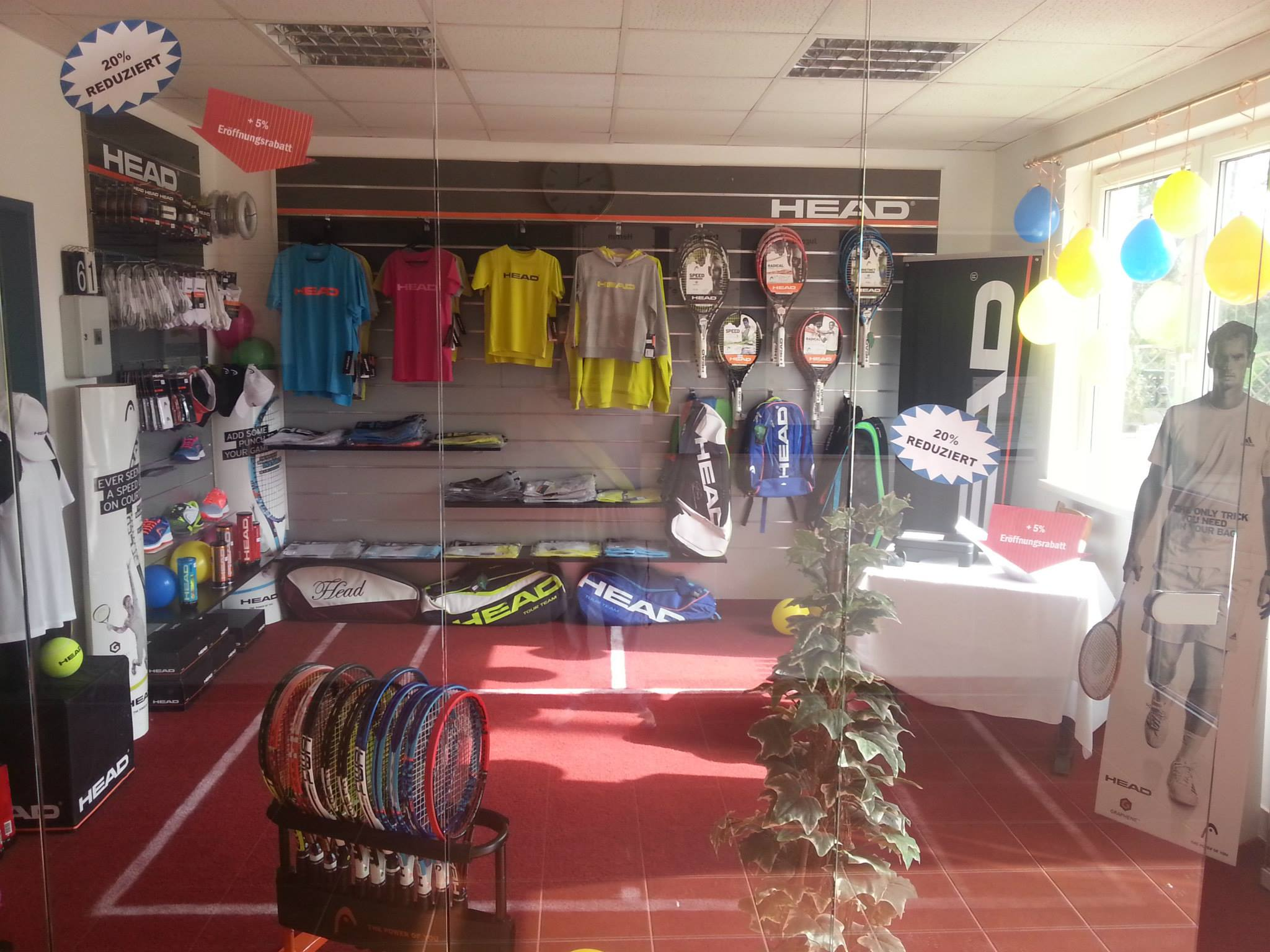 HEAD Tennis-Shop