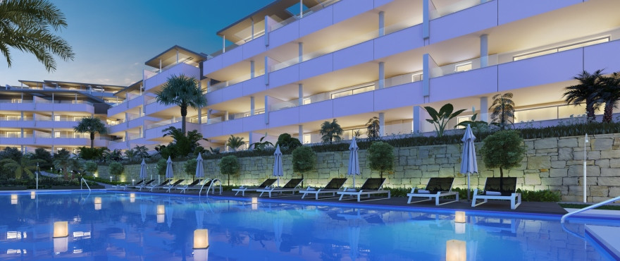 Apartments in Estepona